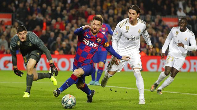 Real Madrid Menanti Runtuhnya Dinasti Barcelona